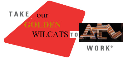 Take Our Golden Wildcats to Work